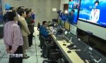 肖莺子看望慰问三沙卫视上海节目制作基地工作人员