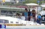 三亚:爱心企业邀请30名白衣天使出海减压