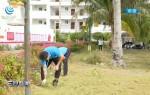 三沙开展爱岛日活动 军民齐动手美化岛礁