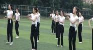 海南原创广场舞 动力八拍(上)