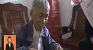 符阳尧:23年义务守护烈士纪念园