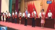 中國共產黨成立98周年 海南各地為黨慶生