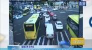 海口市區交通運行壓力大 出城方向車流密集