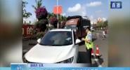 全省各市县设卡点 集中开展交通整治工作