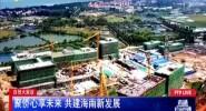 自贸大家谈:聚侨心享未来 共建海南新发展