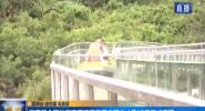 海南首个雨林高空漂流项目落户琼中 1月12日正式开漂