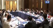 省政协委员讨论政府工作报告 毛万春参加
