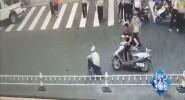 文昌:男子冲卡撞民警 妨害公务被刑拘