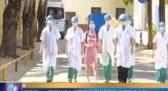 海南唯一一例境外輸入新冠肺炎確診病例在三亞治愈出院