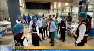中国政府赴孟加拉国抗疫医疗专家组平安凯旋