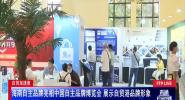 海南自主品牌亮相中国自主品牌博览会 展示自贸港品牌形象