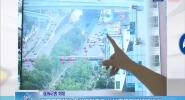 海口市区整体交通流量平稳 龙昆南路车辆行驶缓慢