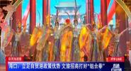 """海口:立足自贸港政策优势 文旅招商打好""""组合拳"""""""