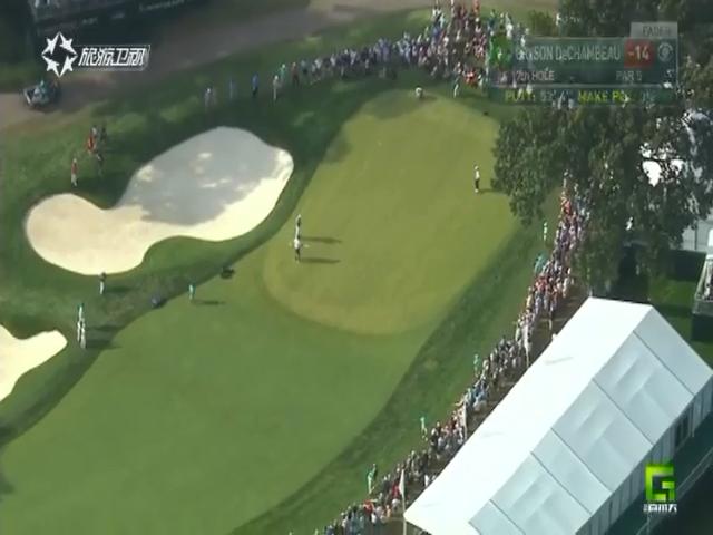 《卫视高尔夫》2018年08月30日