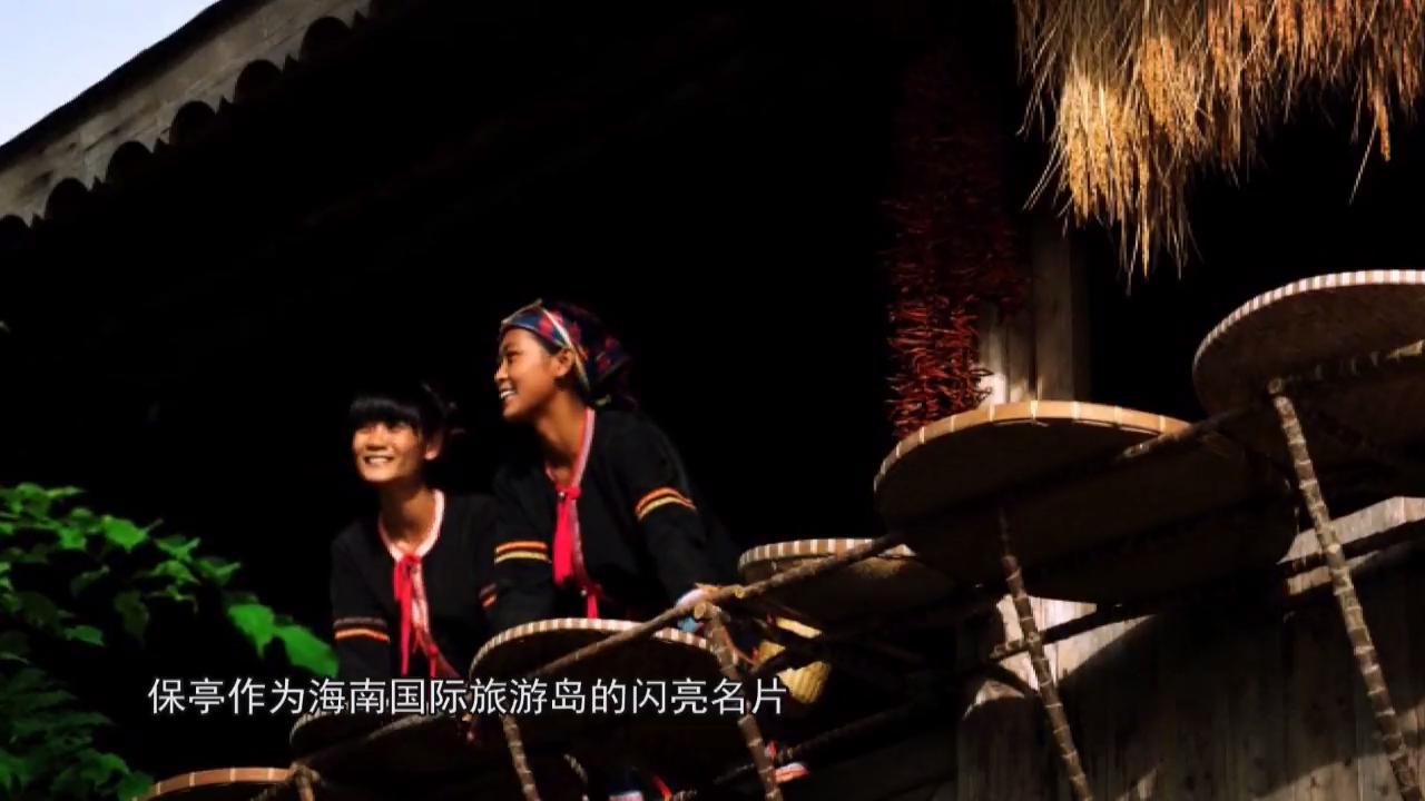 """第七期:保亭""""三信三爱""""  让党群心更近"""