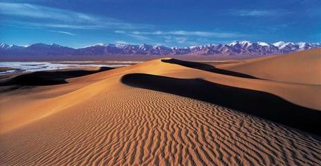 触摸云端的沙漠·上集