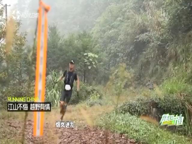 《健跑中国》2018年11月04日