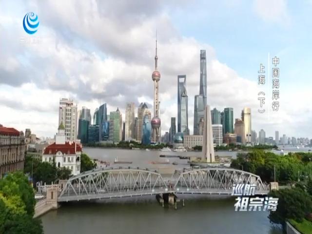 中國海岸行 上海(下)