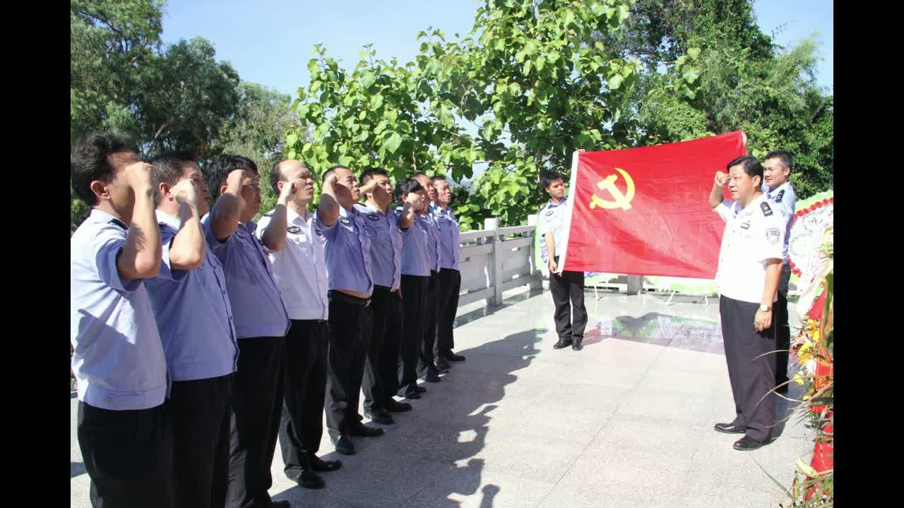 《我和我的祖国》——海南省三亚强制隔离戒毒所