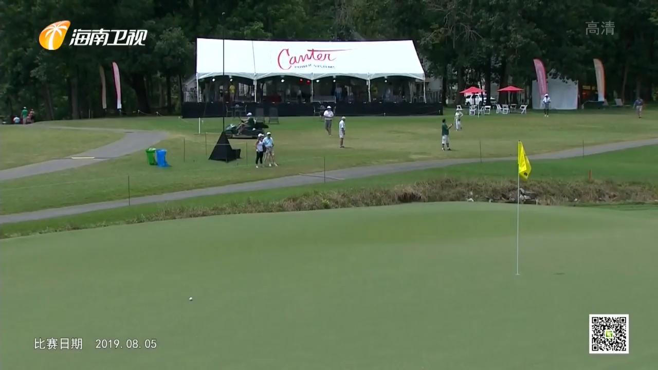 《卫视高尔夫》2019年08月07日