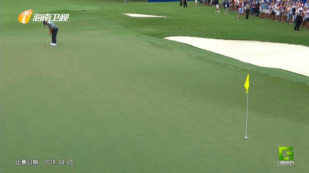 《衛視高爾夫》2019年08月09日