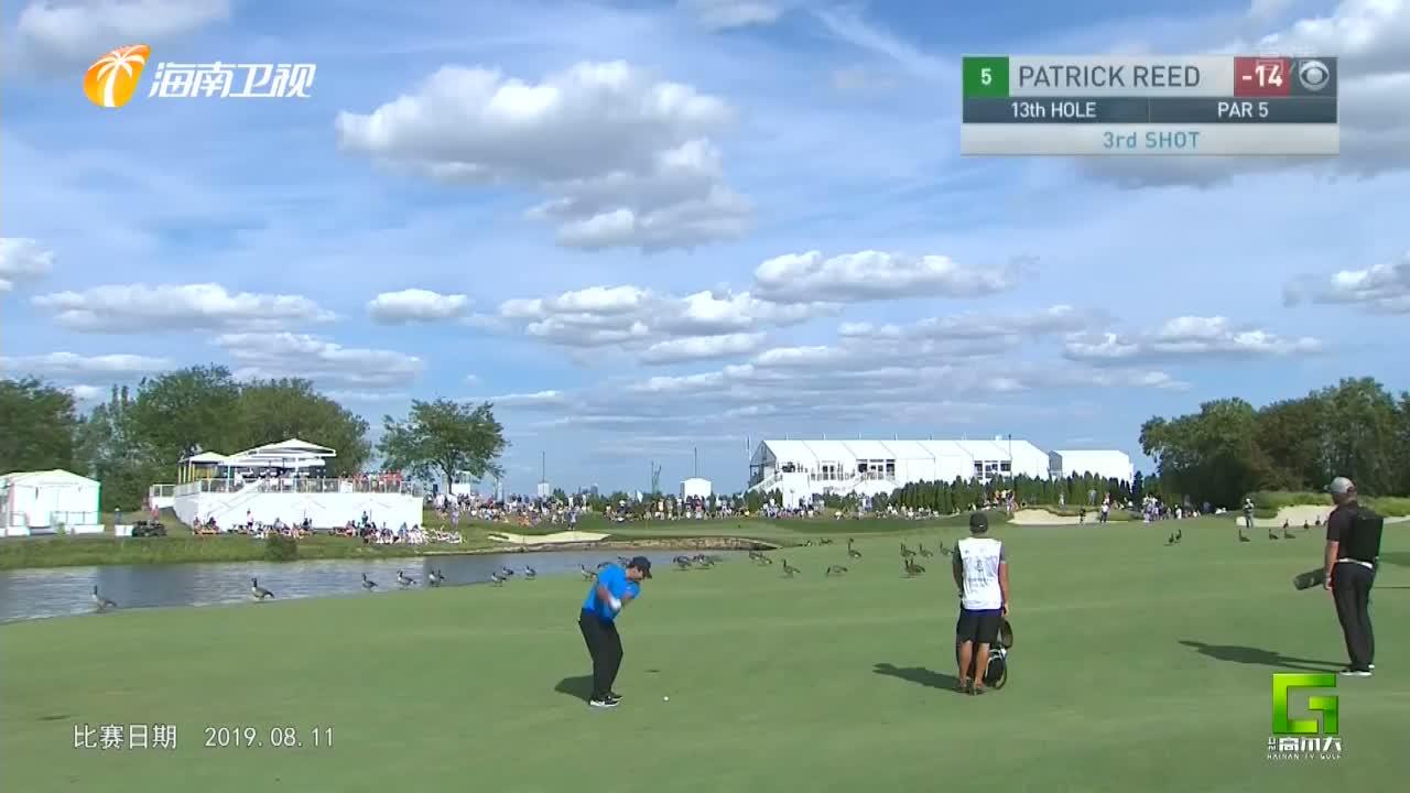 《卫视高尔夫》2019年10月07日
