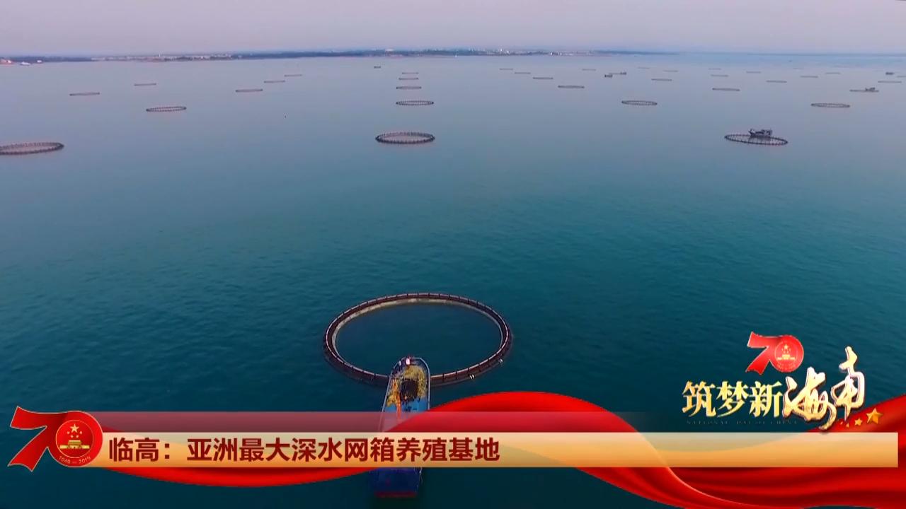 筑梦新海南 庆祝新中国成立70周年特别节目第八期