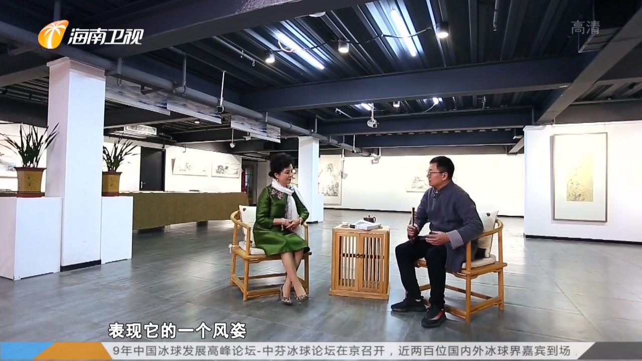 《第一收藏》 中国艺术70年人物 王云舒