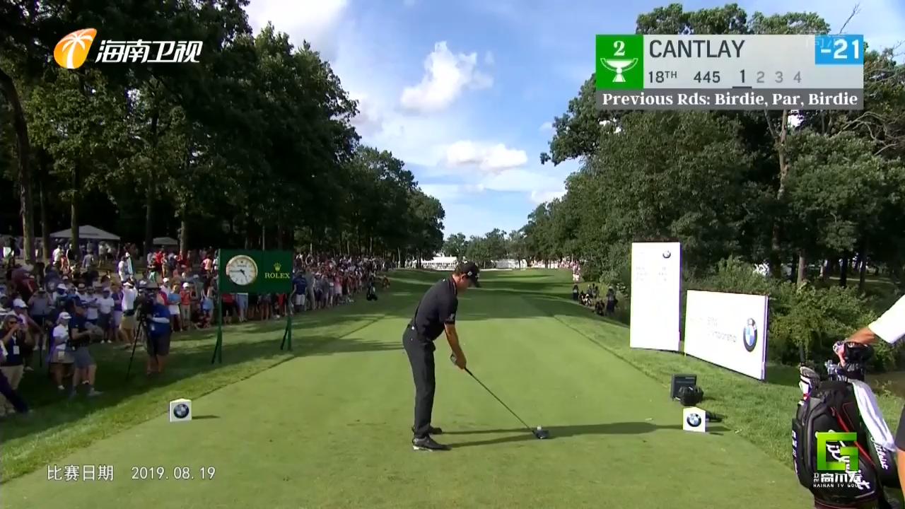 《卫视高尔夫》2019年10月08日
