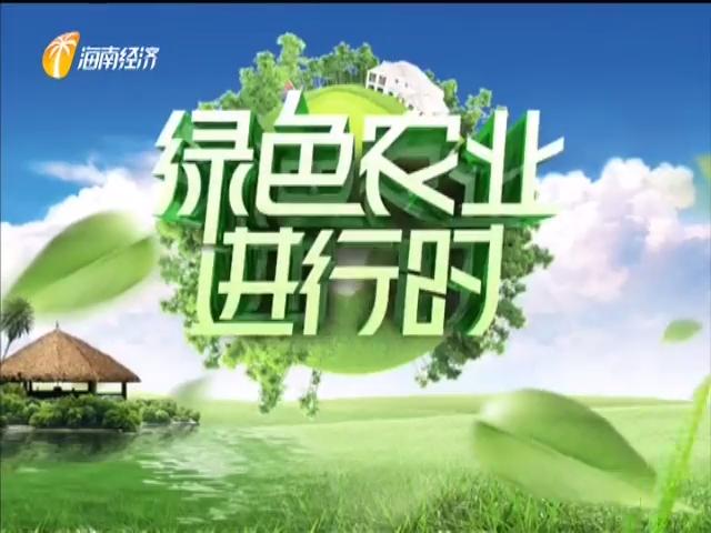 《绿色农业进行时》2020年04月09日