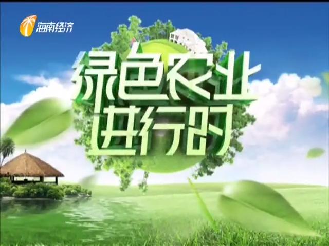 《绿色农业进行时》2020年05月22日