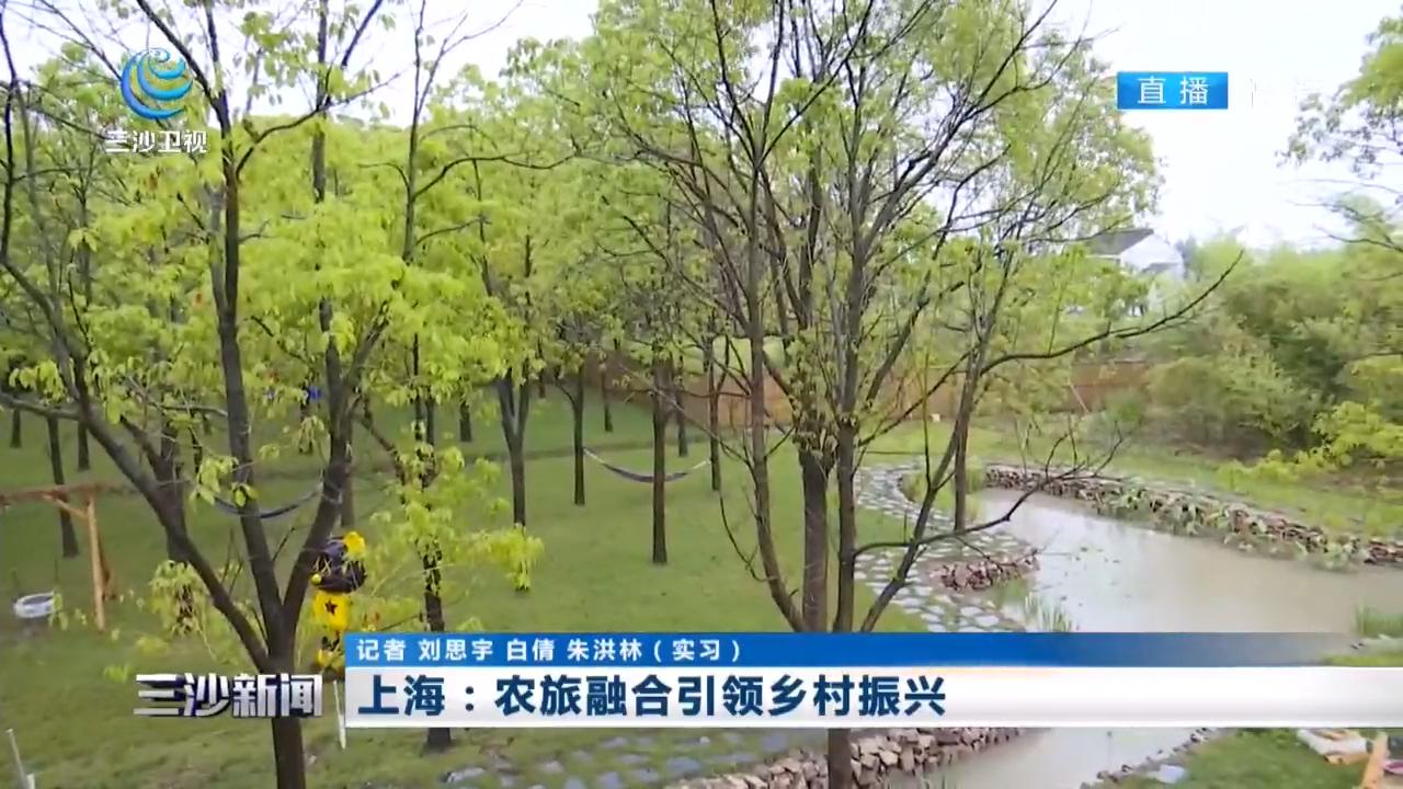 上海:農旅融合引領鄉村振興