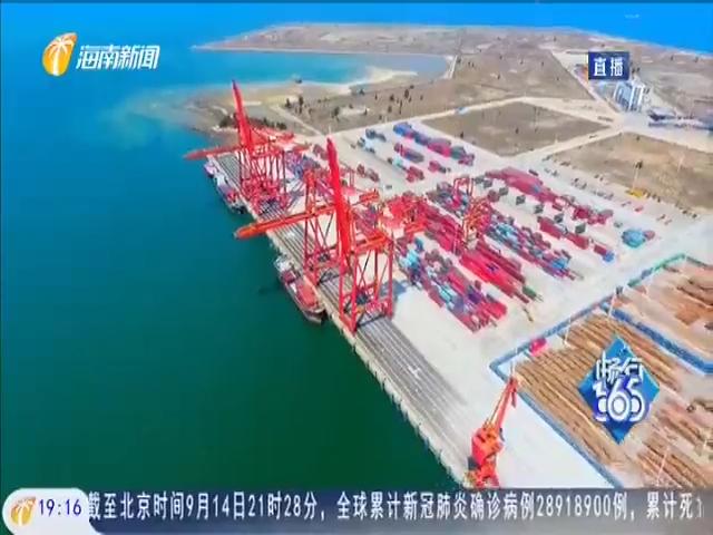 洋浦8月份集装箱吞吐量突破11.6万标箱 创单月历史新高