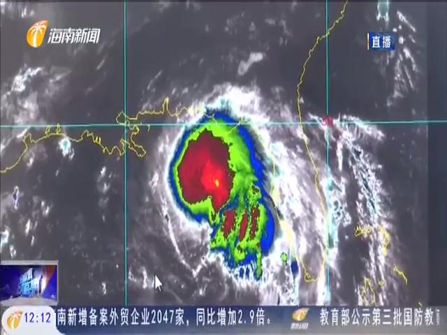 受热带气旋影响 我省17日或迎来强降雨