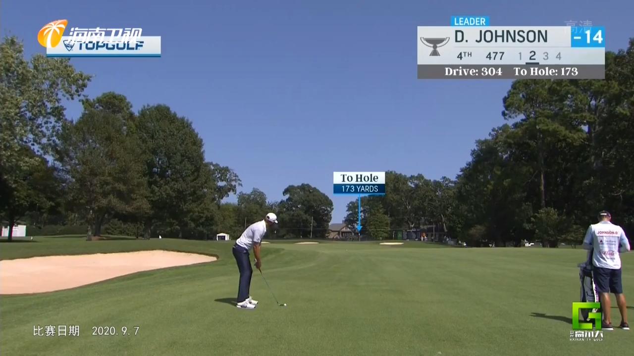 《卫视高尔夫》2020年09月07日