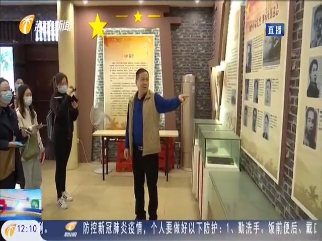 """海南""""奋斗百年路 启航新征程""""大型主题采访活动开启第一天集中采访"""