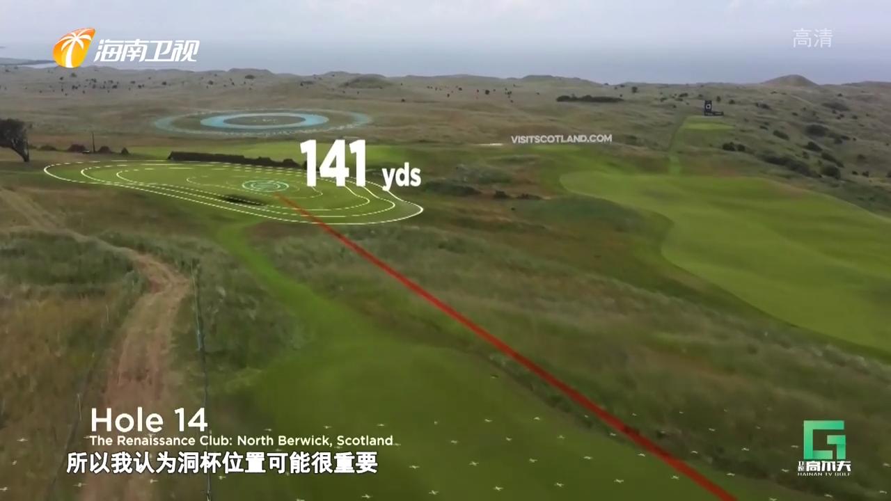 《衛視高爾夫》2021年07月31日