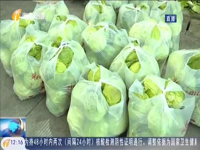 """海南多环节发力推进""""菜篮子""""保供稳价工作"""