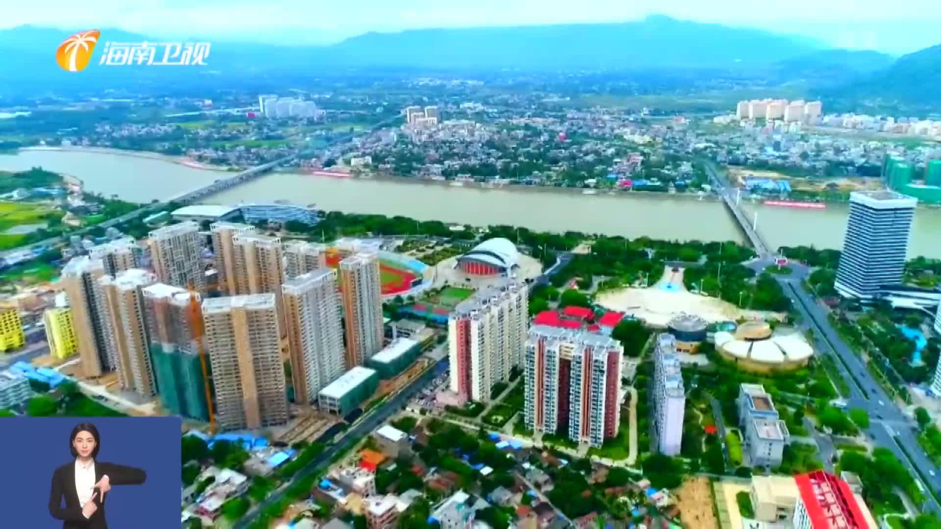 AI手语播报丨海南:今年开建3.5万套安居房  满足引进人才等住房刚需