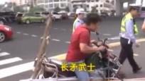 海南警事:电动车纠违