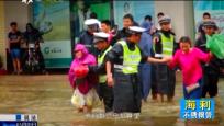 海南警事:体验交警甘苦