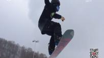 滑雪少年 苏翊鸣