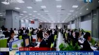 海南:百日大招商签约项目126个 目前已落实74个项目