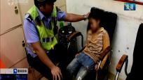 男童貪玩迷失回家路 警方合力幫助其回家