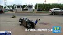 追踪红色十轮卡:两车相撞肇事货车逃逸 目击者言之凿凿指方向