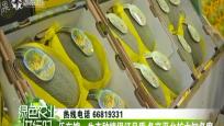 乐东馆:展品品类丰富 多种水果琳琅满目