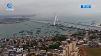 中國首座跨地震斷層跨海橋梁--海文大橋正式通車
