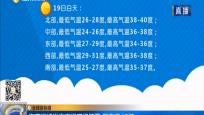 海南继续发布高温四级预警 最高温40℃