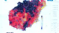 海南连续4天发布高温预警 最高温度超41摄氏度