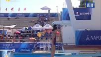 中國跳水隊再添兩金